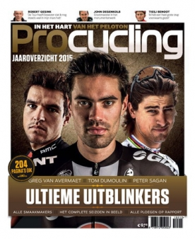 Procycling 5, iOS & Android  magazine