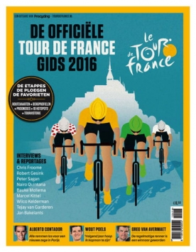 Procycling 4, iOS & Android  magazine
