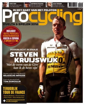 Procycling 5, iOS, Android & Windows 10 magazine