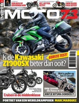 Moto73 23, iOS, Android & Windows 10 magazine