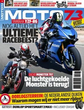 Moto73 8, iOS, Android & Windows 10 magazine