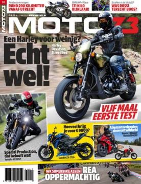 Moto73 10, iOS, Android & Windows 10 magazine