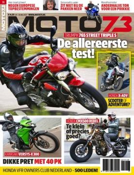 Moto73 11, iOS, Android & Windows 10 magazine