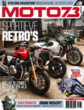 Moto73 19, iOS, Android & Windows 10 magazine