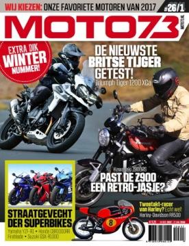 Moto73 26, iOS & Android  magazine