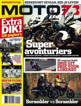 Moto73 12, iOS, Android & Windows 10 magazine