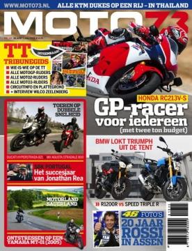 Moto73 13, iOS, Android & Windows 10 magazine