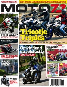Moto73 14, iOS, Android & Windows 10 magazine