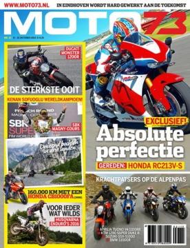 Moto73 21, iOS, Android & Windows 10 magazine