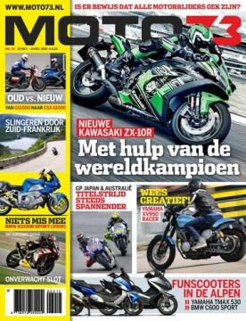 Moto73 22, iOS, Android & Windows 10 magazine
