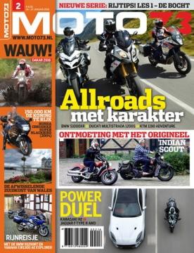 Moto73 2, iOS & Android  magazine