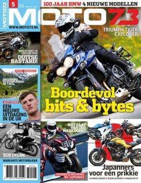Moto73 5, iOS, Android & Windows 10 magazine
