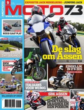 Moto73 9, iOS, Android & Windows 10 magazine