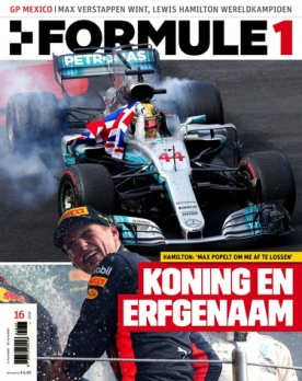 Formule1  16, iOS & Android  magazine