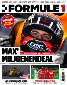 Formule1  17, iOS, Android & Windows 10 magazine