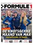 Formule1  10, iOS & Android  magazine