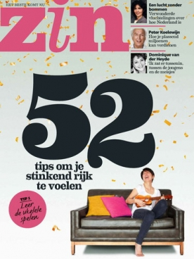Zin 2, iOS & Android  magazine