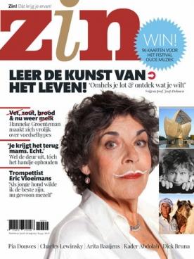 Zin 9, iOS, Android & Windows 10 magazine