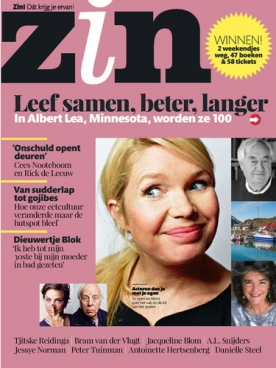 Zin 12, iOS & Android  magazine