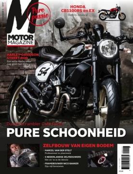 MOTOR Magazine 5, iOS, Android & Windows 10 magazine