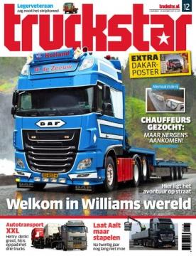 Truckstar 12, iOS & Android  magazine