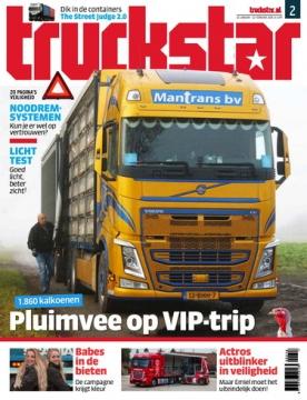 vrachtwagen tijdschrift