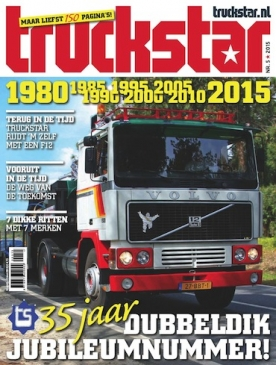 Truckstar 5, iOS & Android  magazine