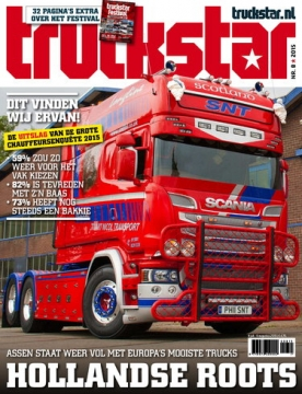 Truckstar 8, iOS & Android  magazine