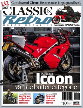 Classic & Retro 10, iOS & Android  magazine