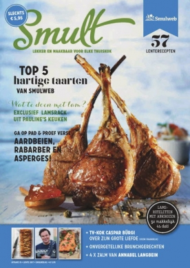 Smult 15, iOS & Android  magazine