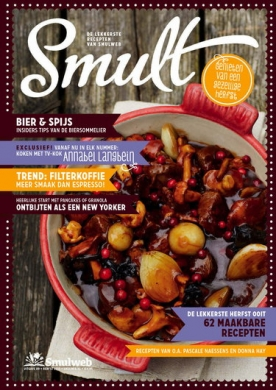 Smult 9, iOS, Android & Windows 10 magazine