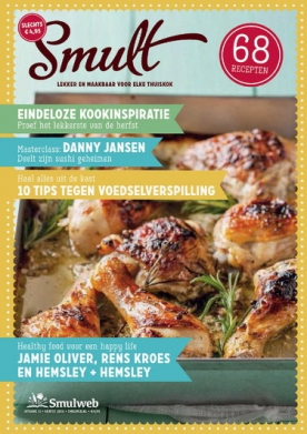 Smult 13, iOS & Android  magazine