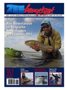 Zeehengelsport 352, iOS & Android  magazine