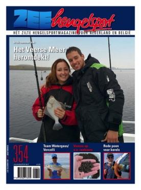 Zeehengelsport 354, iOS & Android  magazine