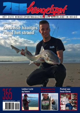 Zeehengelsport 355, iOS & Android  magazine