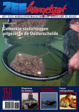 Zeehengelsport 356, iOS & Android  magazine