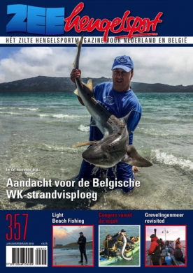 Zeehengelsport 357, iOS & Android  magazine