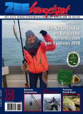 Zeehengelsport 358, iOS & Android  magazine