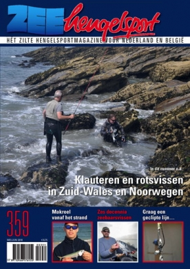 Zeehengelsport 359, iOS & Android  magazine