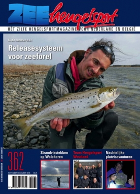 Zeehengelsport 362, iOS & Android  magazine