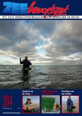 Zeehengelsport 364, iOS & Android  magazine