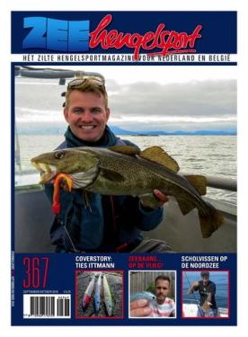 Zeehengelsport 367, iOS & Android  magazine