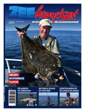 Zeehengelsport 368, iOS & Android  magazine
