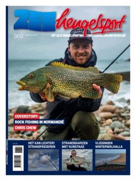 Zeehengelsport 369, iOS & Android  magazine