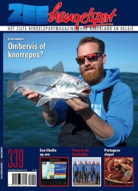 Zeehengelsport 339, iOS & Android  magazine
