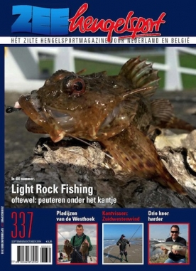 Zeehengelsport 337, iOS & Android  magazine