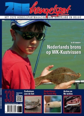 Zeehengelsport 338, iOS & Android  magazine