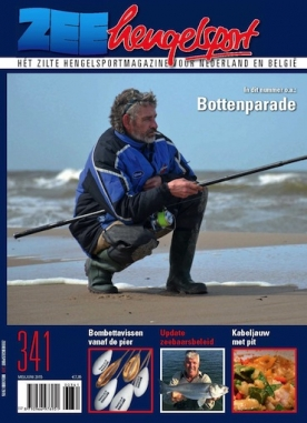 Zeehengelsport 341, iOS & Android  magazine