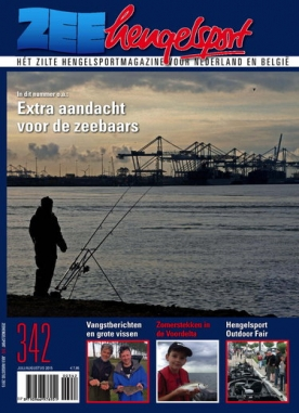 Zeehengelsport 342, iOS & Android  magazine