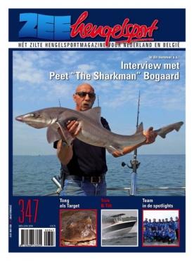 Zeehengelsport 347, iOS & Android  magazine